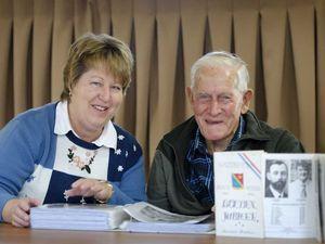 Centenary book plans under way