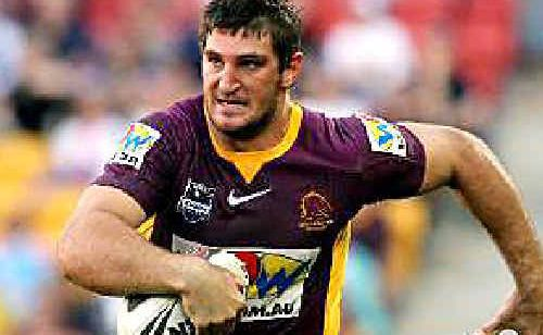Dave Taylor will line up for the the QLD Maroons off the bench.