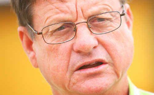 Rockhampton MP Robert Schwarten.