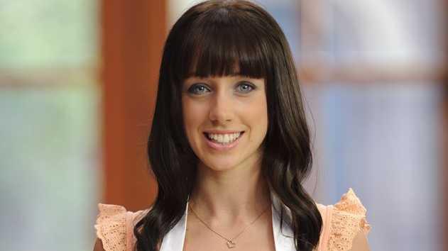 MasterChef Australia series 3 contestant Arena Dunn