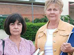 Mothers tell truck drivers off