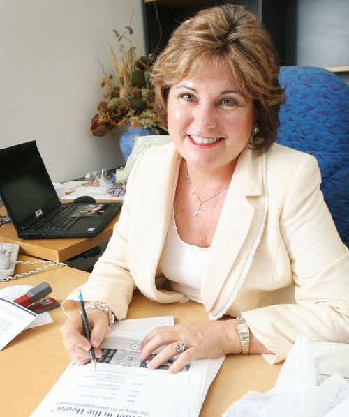Jo-Ann Miller, State Member for Bundamba.