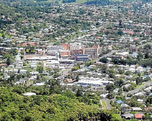 The median price for a housing block on the Northern Rivers is $238,250.