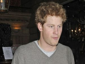 Prince Harry's latest clubbing splash