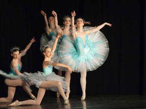 Eisteddfod dancers shine bright