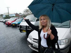 Mums angered by parking fines