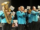 BRASS bands from across Queensland marched and trumpeted their skills during the Best of Brass event in Maryborough over the weekend.