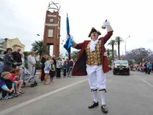 Town criers to shout it out