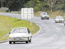 Two lanes both ways in Warrego Hwy upgrade