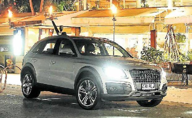 The 2011 Audi Q5.