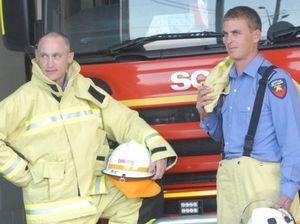 Funds for new firefighters' base