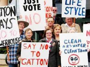 Power station ruling shocks locals
