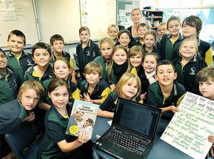 School takes on cyber bullies