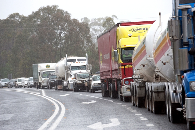 The debate over funding for the Pacific Hwy duplication continues.