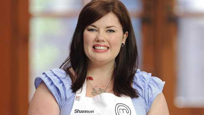 MasterChef Australia series 3 contestant Shannon Smyth.
