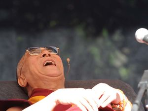 Why I'm imperfect, the Dalai tells