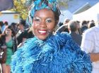 Mildred dazzles at the races