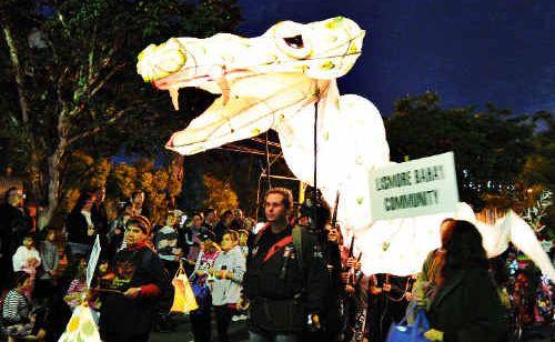 Last year's Lantern Festival was spectacular.