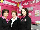 Loreen Noble, Barb Kingston and Tiffany Waddell from Tony Ferguson Weight Loss and Wellness Clinic.