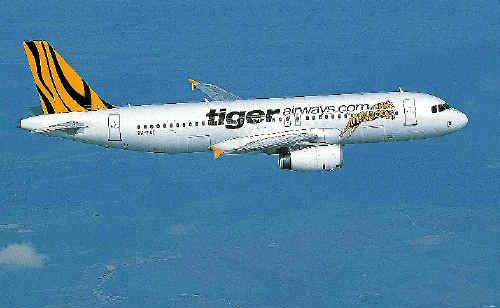 Tiger Airways back in the air from Friday.