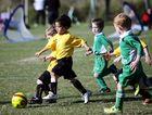 Bribie Soccer Club hosts an U6/7 carnival on Saturday