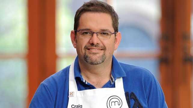 MasterChef Australia series 3 contestant Craig Young.
