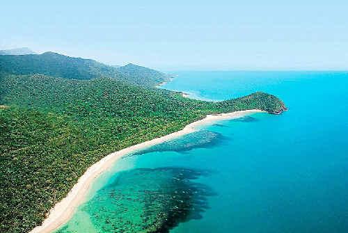 PERFECT ESCAPE: Boutique waterfront property, Cape Tribulation Resort, is for sale.