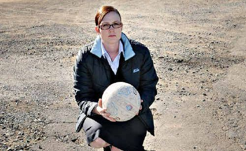Netball association president Felicity Browne says there are still some council issues to be sorted out with Gympie Regional Council.