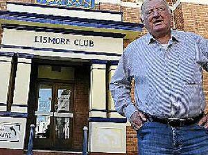 Old club building faces demolition