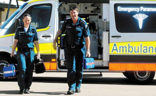 In Our Emergency Services We Trust  Mackay Daily Mercury