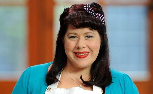 MasterChef Australia series 3 contestant Danielle Dixon.