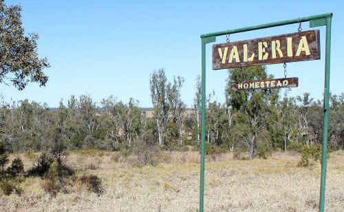 A homestead with 80 years history, Valeria will soon be vacated by graziers to make way for coal mining.