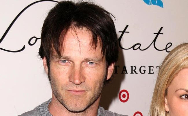True Blood's Stephen Moyer.