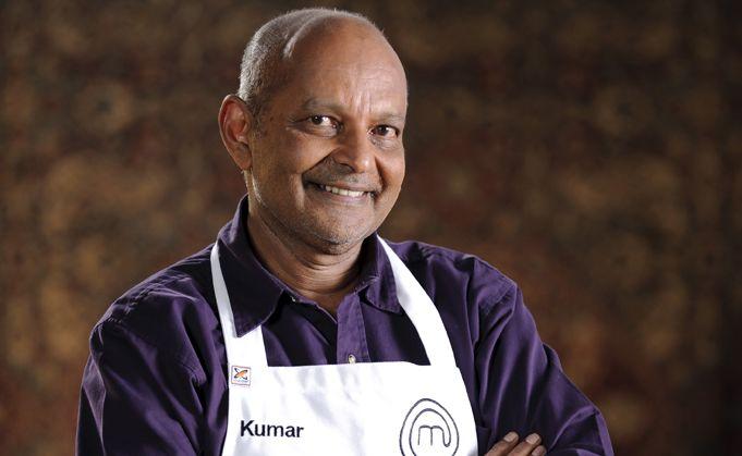 MasterChef Australia series 3 contestant Kumar Pereira.