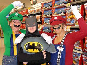 Toy sales in full swing