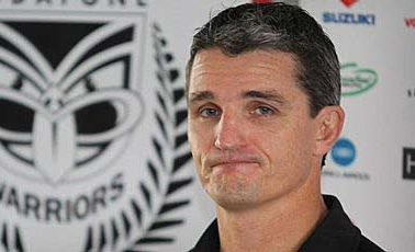 Warriors' coach Ivan Cleary.