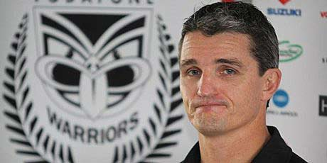 Brian McClennan is a near certainty to replace Ivan Cleary (pic) at the New Zealand Warriors.