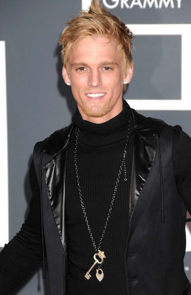 Did Michael Jackson give Aaron Carter cocaine when he was 15?