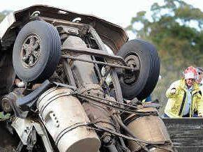 Truck death probe