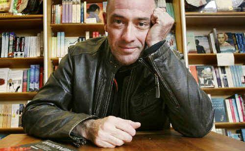 Author John Birmingham.