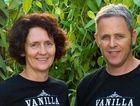 Jennifer and Garth Boggiss of Heilala Vanilla.