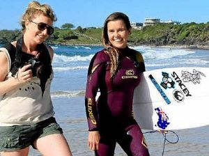 From surfing stars to film stars