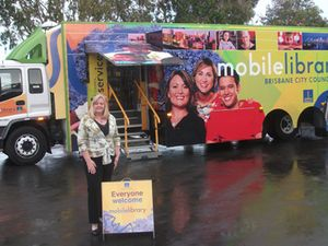 Secret vote could cost hinterland residents mobile library