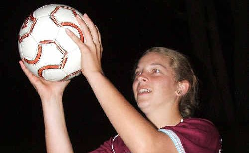 Hannah Giannangelo will represent Queensland.