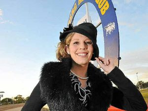 Classical dress a hit for race day