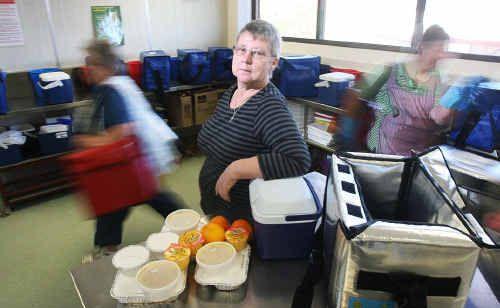 Meals on Wheels manager Jane White is desperatley seeking more Ipswich volunteers.