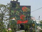 Jurassic Park themed hotel in Japan.