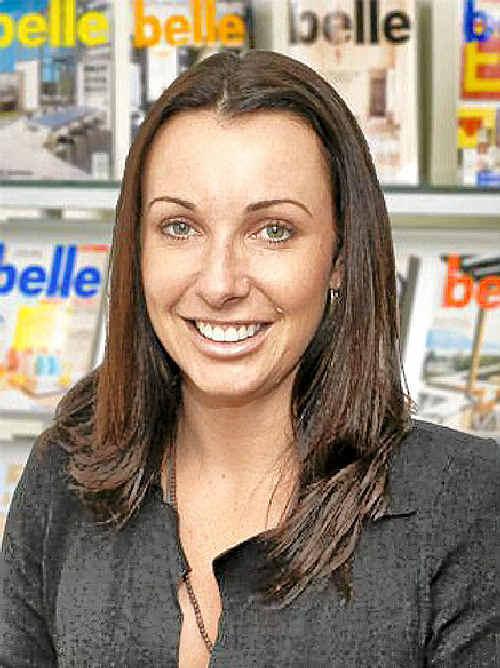 Sarah Dougan, former Belle Property Byron Bay principal