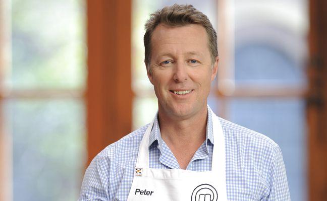 MasterChef Australia series three Top 10 contestant Peter Vickery.