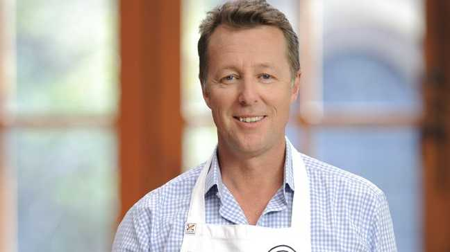 MasterChef Australia series three Top 10 contestant Peter Vickery.